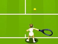 Tennisspel