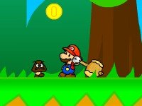 Paper world Mario