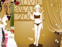 Movie awards dress up
