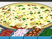Pizza bakken