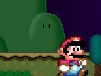 Super Mario Haloween